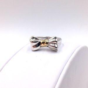 f6ffb1d193063 Tiffany & Co. Bow Ring on Poshmark
